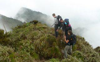 3 Days Mount Sabinyo Hike