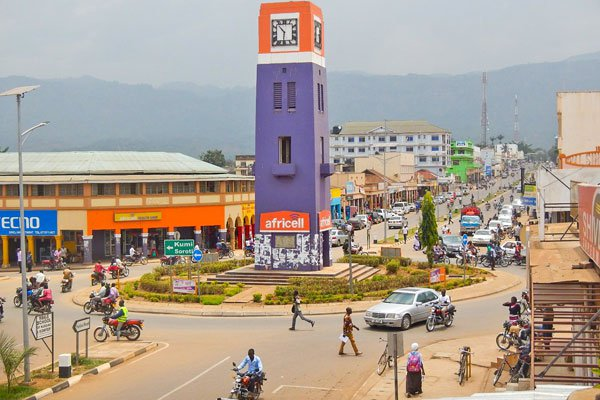 Mbale town tours
